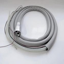 Шланг турбинный с фиброоптикой